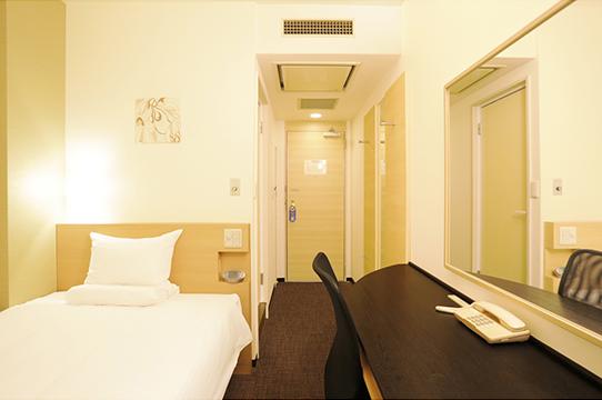 スマイルホテル東京日本橋 / シングル【喫煙】