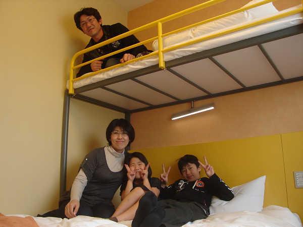 スマイルホテル仙台泉インター / 【お菓子つかみ取り】ファミリープラン♪
