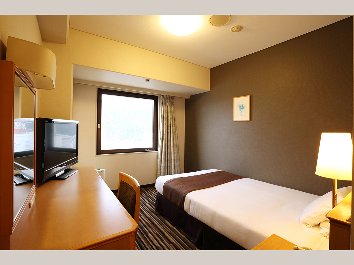 スマイルホテル徳島 / シングルルーム【喫煙】