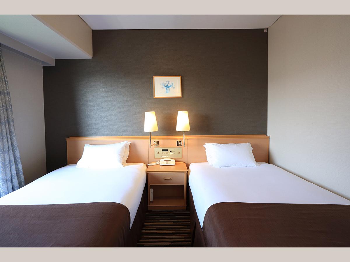 スマイルホテル徳島 / ツインルーム【禁煙】