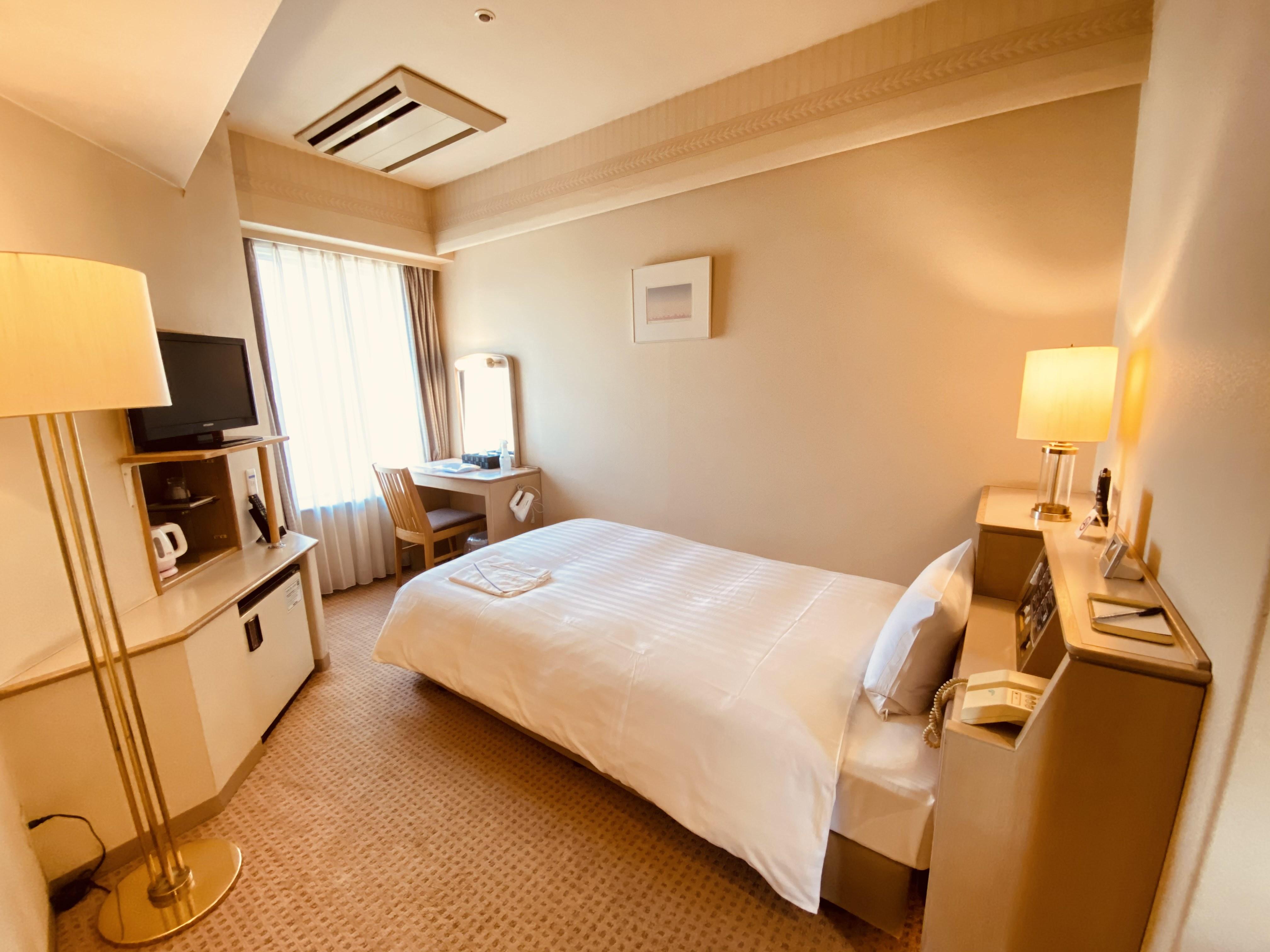 スマイルホテル東京西葛西 / (喫煙)スタンダードシングルルームA