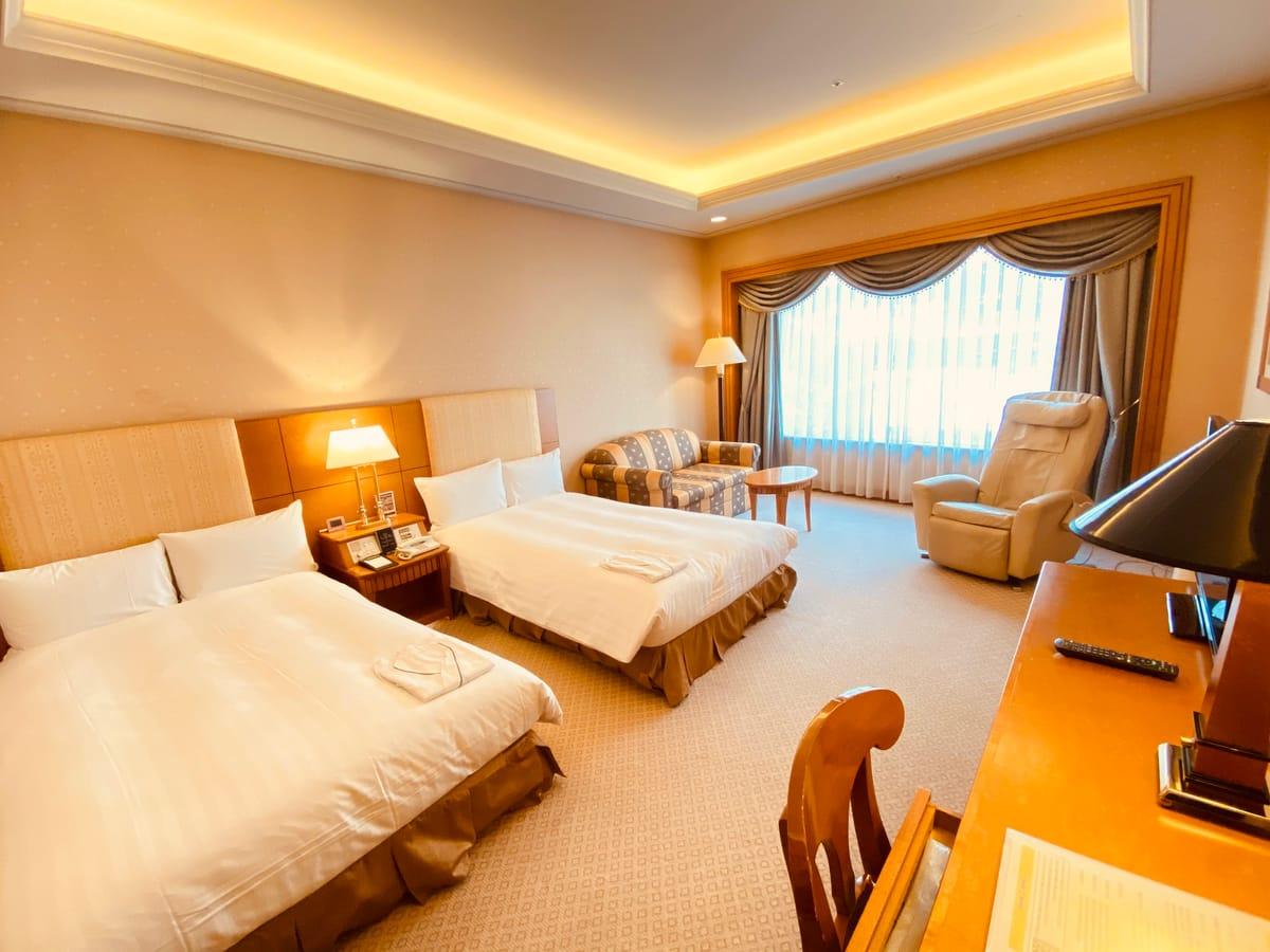 スマイルホテル東京西葛西 / 【禁煙】デラックスツインルーム