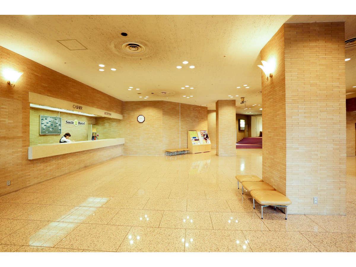 スマイルホテル米子 / ダブルルーム 喫煙可 17平米 Wi-fi接続無料