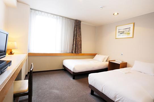 スマイルホテル小樽 / 本館ツイン