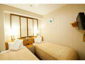 スマイルホテル静岡 / (禁煙)エコノミーツインルーム