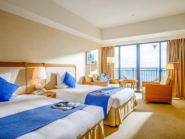 サザンビーチホテル&リゾート沖縄 スーペリア ハーバー グランデ 40平米・3階-5階