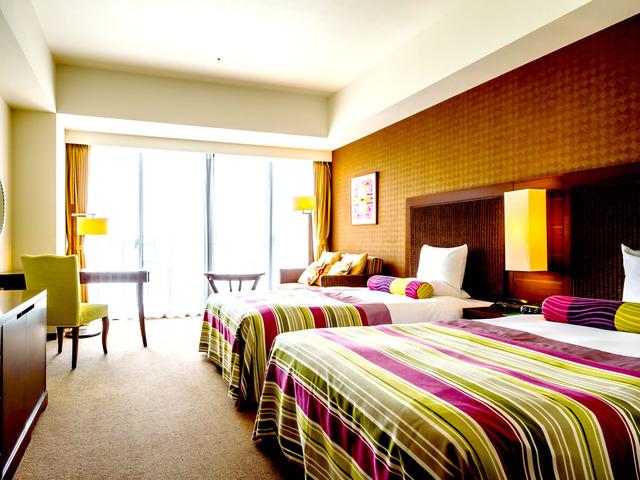 サザンビーチホテル&リゾート沖縄 プレミアムクラブハーバーグランデ 40平米・9階-10階