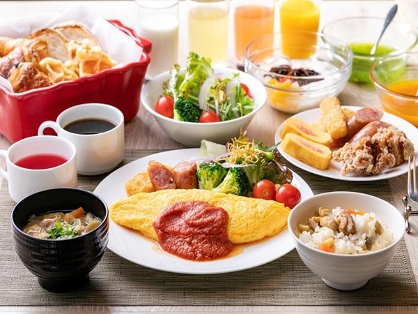エスペリアホテル博多 / 拘りごはんの朝食バイキング付♪【朝付】