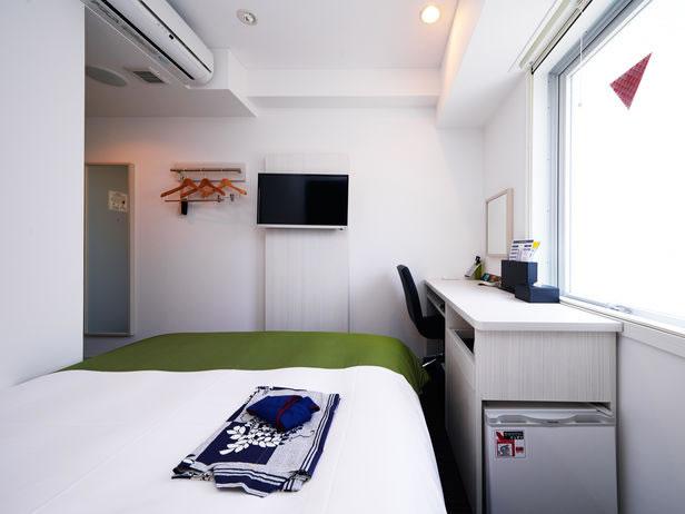スーパーホテル品川・新馬場 / 【禁煙】ベッド1台☆全室WIFI接続OK☆