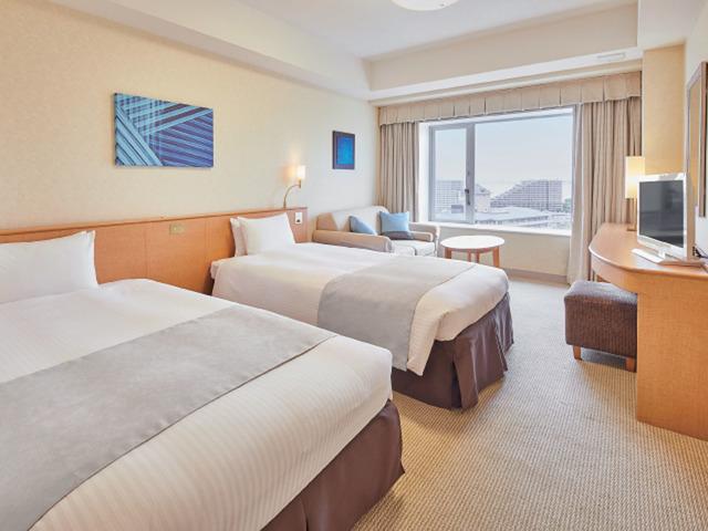 ホテル エミオン東京ベイ / エミオン☆シンプルステイ温泉1回券付きプラン(朝食付き)