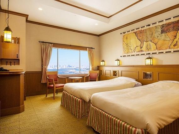 東京ベイ舞浜ホテル ファーストリゾート フロンティアルーム【禁煙】