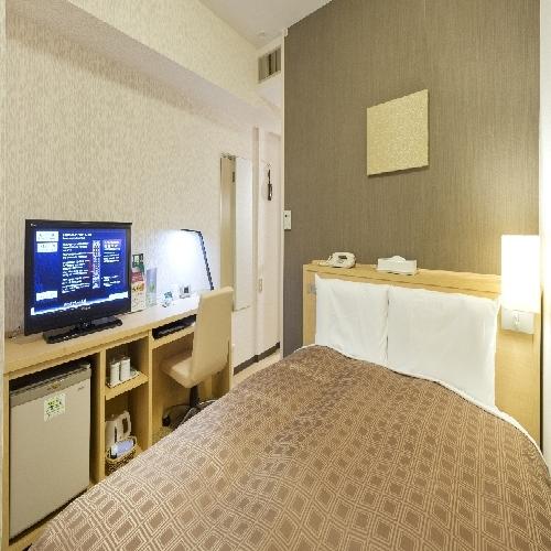 ホテルサンルート札幌 / セミダブル(禁煙)