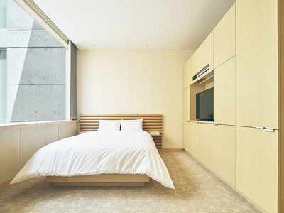 SHONAI HOTEL SUIDEN TERRASSE / ダブル・禁煙
