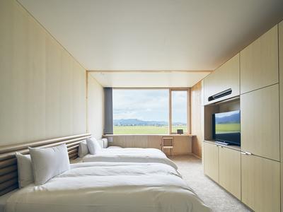 SHONAI HOTEL SUIDEN TERRASSE / モデレートツイン・禁煙