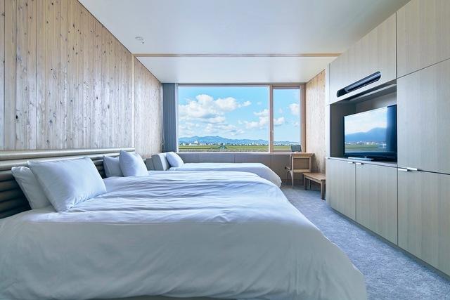 SHONAI HOTEL SUIDEN TERRASSE / トリプルルーム・禁煙