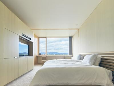 SHONAI HOTEL SUIDEN TERRASSE / スーペリアツイン 庄内平野を望むスイデンビュー・禁煙