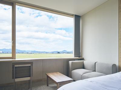 SHONAI HOTEL SUIDEN TERRASSE / トリプル田園ビュー・禁煙