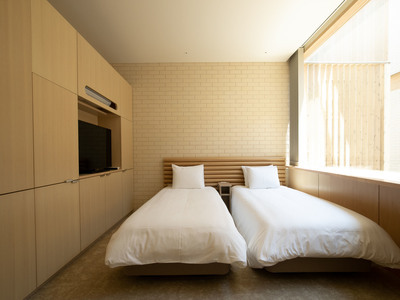 SHONAI HOTEL SUIDEN TERRASSE / ツイン・禁煙