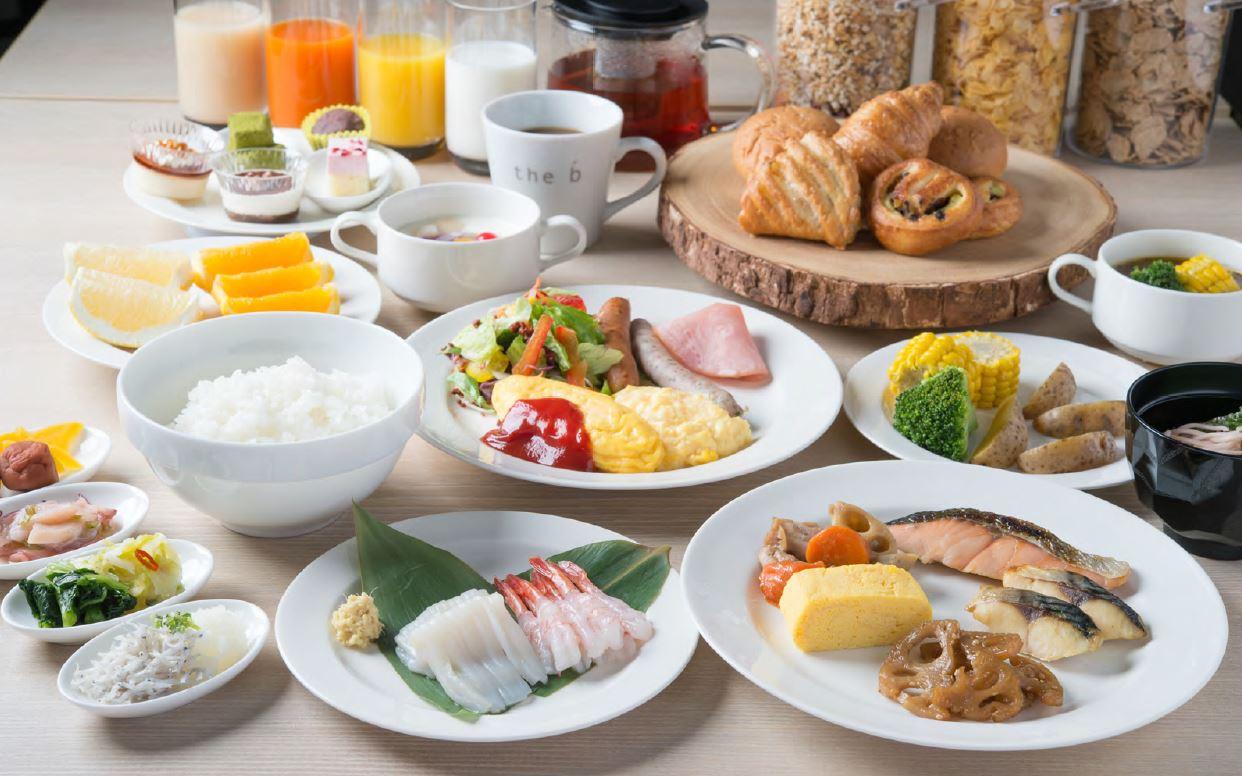 ザ・ビー 札幌すすきの / ベッド&ブレックファスト【朝食付き】