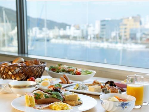 徳島グランヴィリオホテル 朝食付き