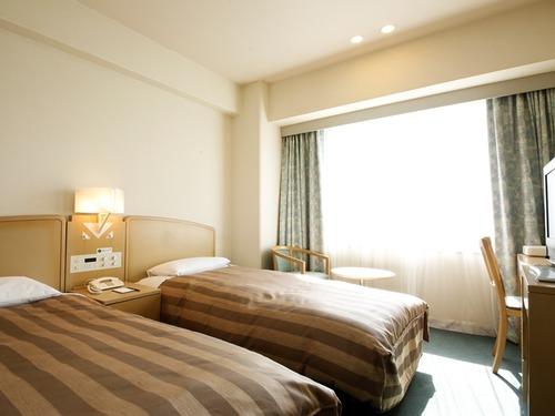 徳島グランヴィリオホテル スタンダードツイン