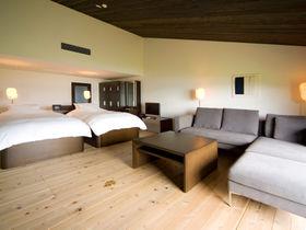 ホテルリッジ オーシャンビュー洋室ツイン《65平米》