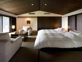 ホテルリッジ オーシャンビュー和モダンツイン《60平米》