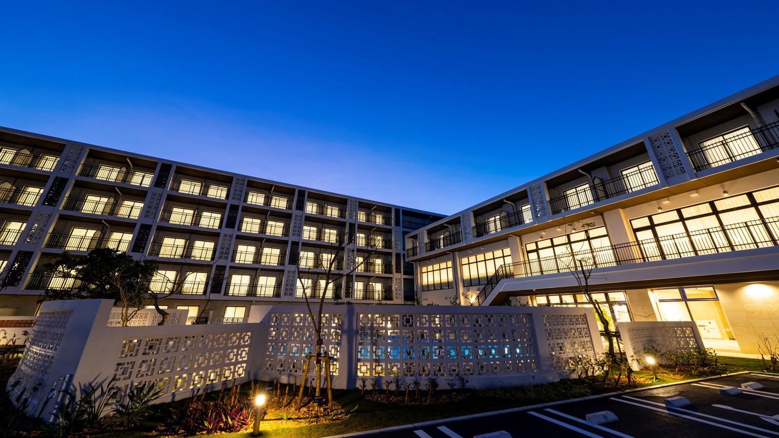 ホテル・トリフィート宮古島リゾート / <早得60日前>宮古島でのアーバンリゾートステイ!屋外パブリックプール無料(素泊まり)
