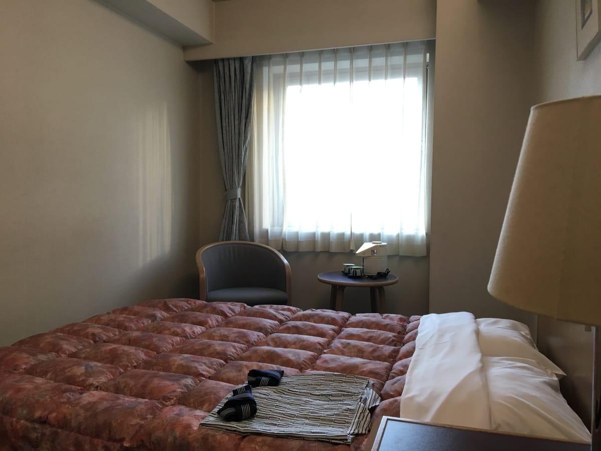 ホテルテトラスピリット札幌 / ダブルルーム