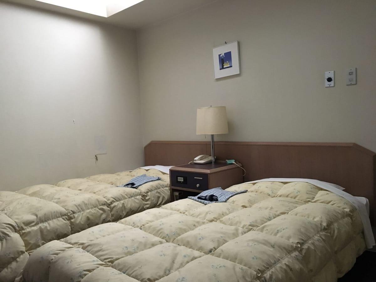 ホテルテトラスピリット札幌 / 【禁煙】ツインルーム