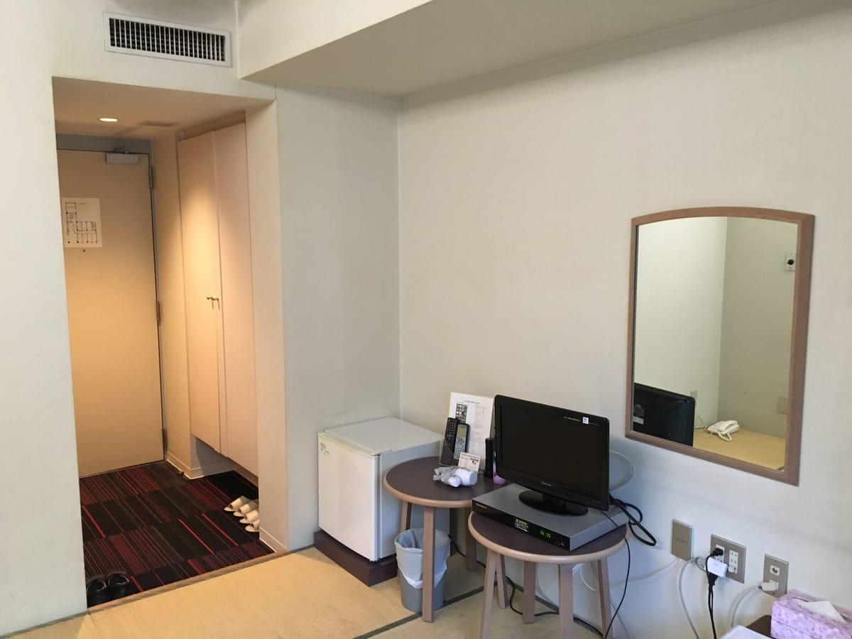 ホテルテトラスピリット札幌 / 和室