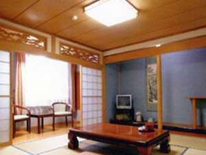 十勝川 国際ホテル筒井 / 和室8畳(トイレ付)
