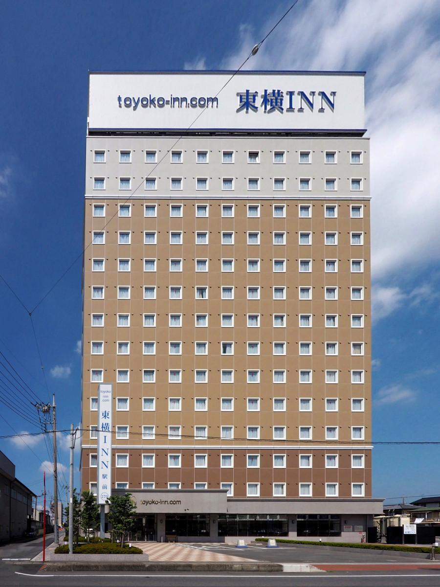 東横INN群馬伊勢崎駅前 / 出張・レジャーに![朝食無料/無料Wi-Fi]