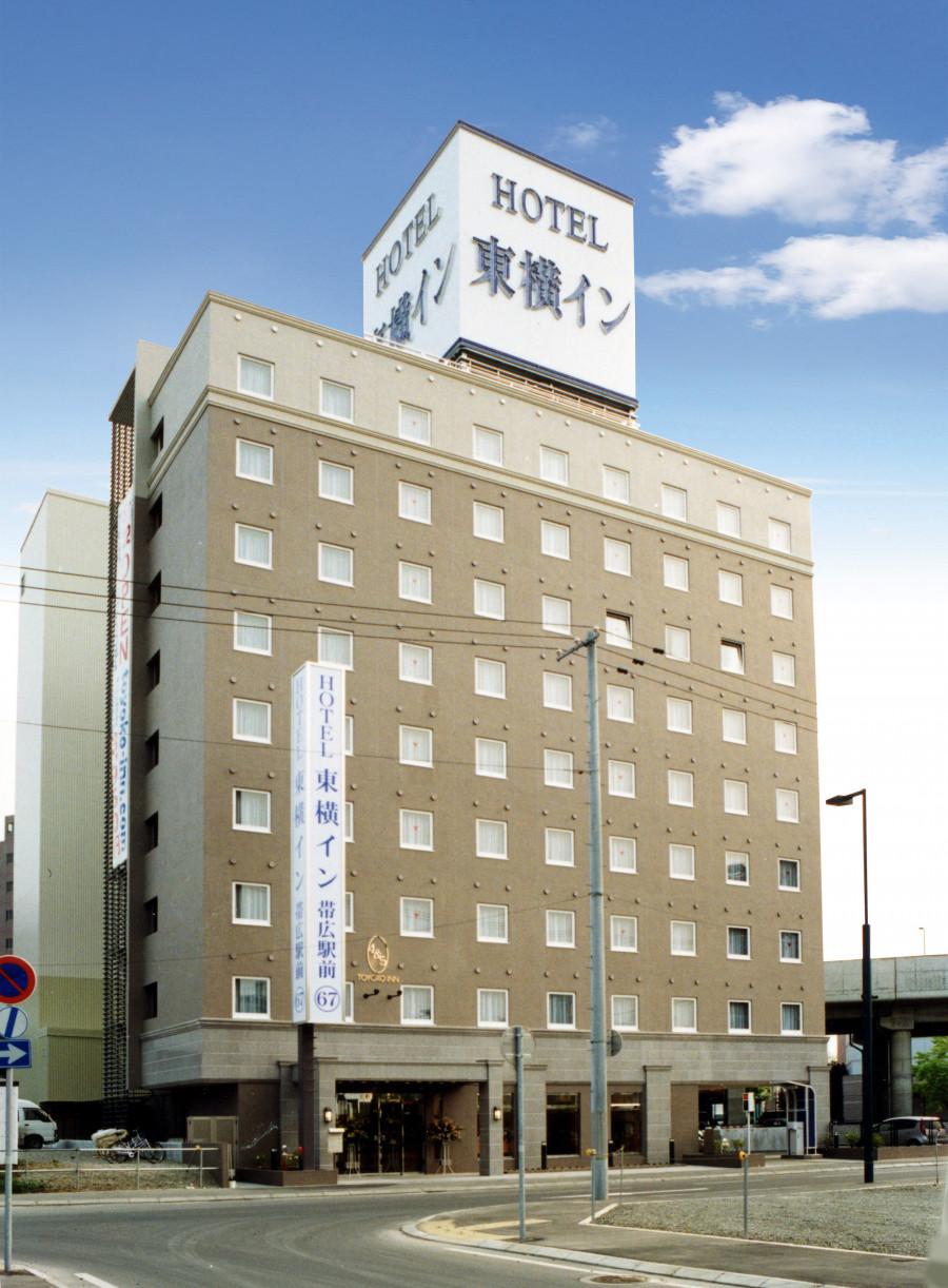東横INNとかち・帯広駅前 / 出張・レジャーに![朝食無料/無料Wi-Fi]