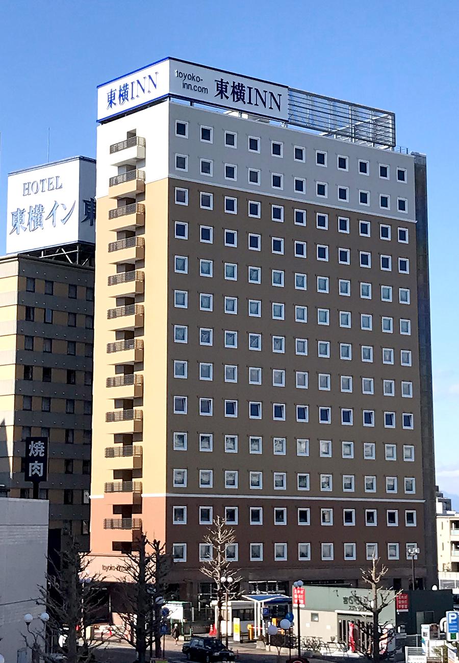 東横INN宇都宮駅前2 出張・レジャーに![朝食無料/無料Wi-Fi]