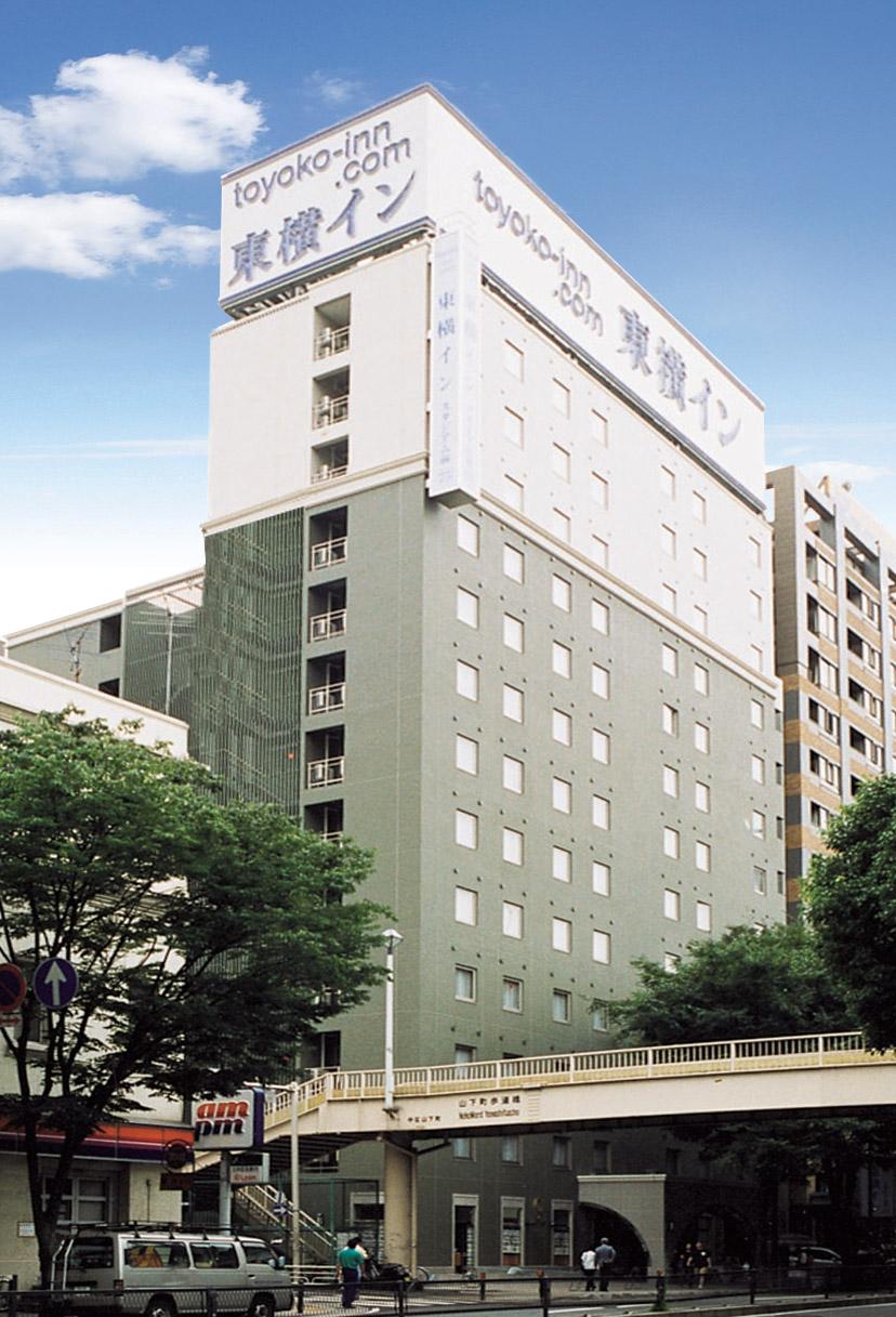 東横INN横浜スタジアム前1 出張・レジャーに![朝食無料/無料Wi-Fi]
