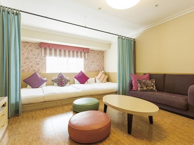 オリエンタルホテル 東京ベイ 【Kiddy Sweet】ショコラ(32㎡)[禁煙]