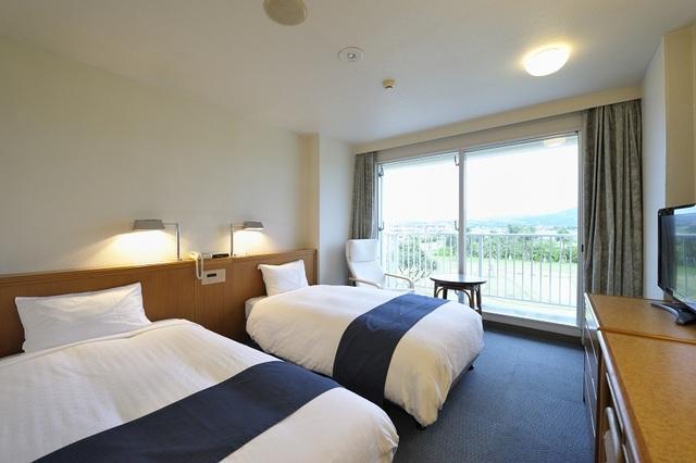 久米島イーフビーチホテル / ガーデンビューツイン【禁煙】