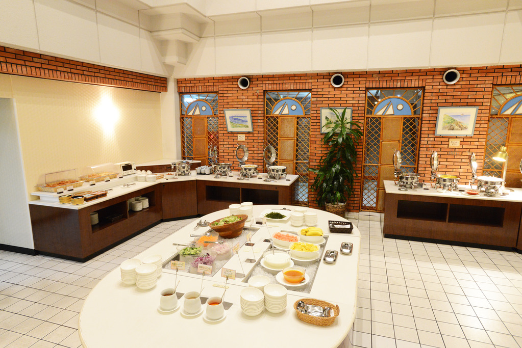 リゾートホテル久米アイランド / 【1泊朝食】ベーシックプラン