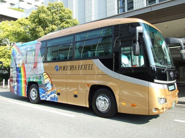 神戸ポートピアホテル / 【早期割7】7days ADVANCE<素泊まり>