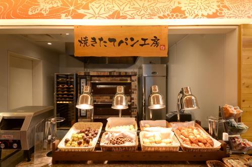 ベッセルイン札幌中島公園 / 朝食付【早割28】☆28日前までの予約でお得に宿泊