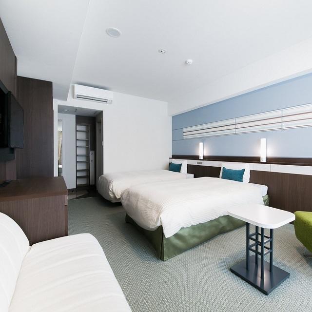 ベッセルホテル カンパーナ沖縄 別館  スタンダードルーム(3-4階)禁煙