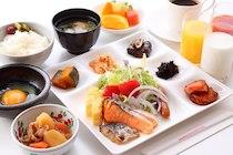 新大阪ワシントンホテルプラザ / 【朝食バイキング付プラン】