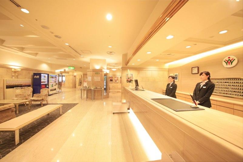 高崎ワシントンホテルプラザ / 【  室料のみプラン 】素泊まり