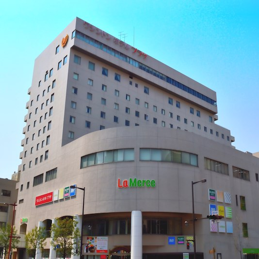 高崎ワシントンホテルプラザ / 【朝食バイキング付プラン】