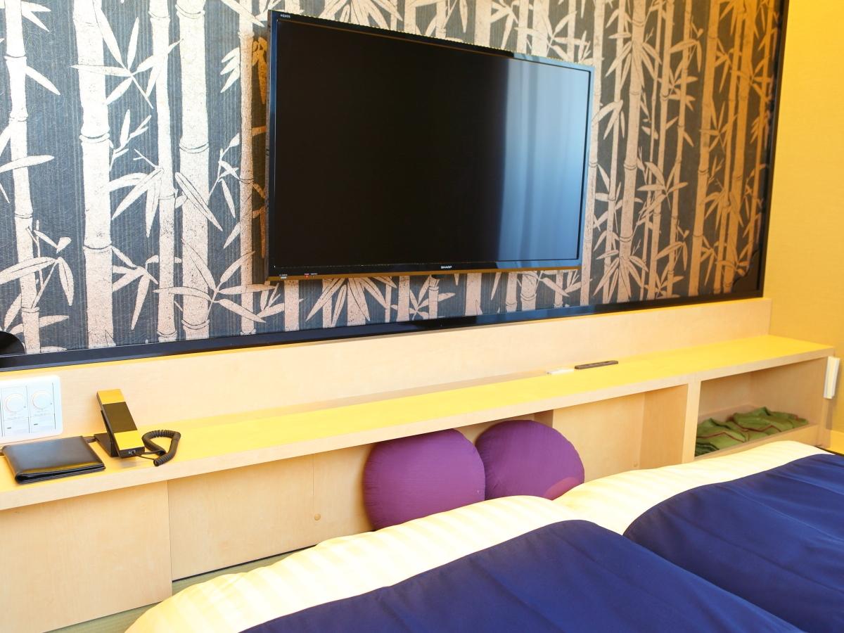 ホテルウィングインターナショナルセレクト浅草駒形 / 全室禁煙◆禅和室◆14㎡/布団サイズ90㎝
