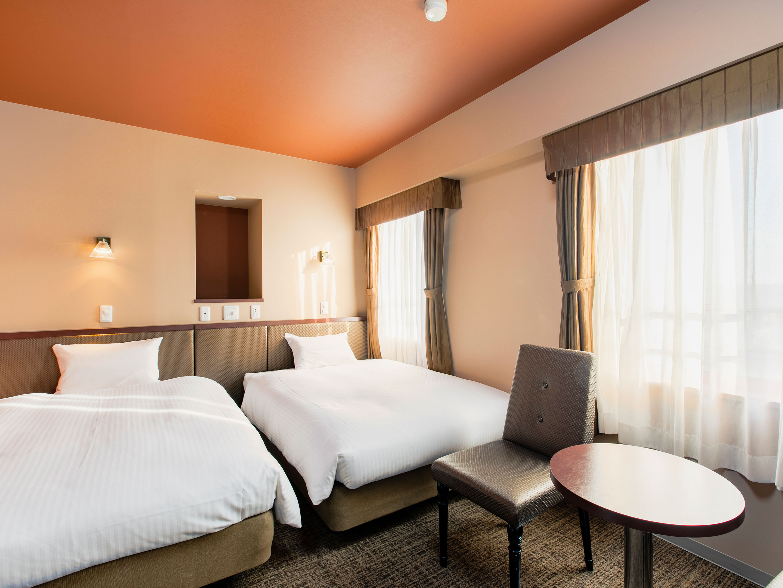 ホテルウィングインターナショナル千歳 ツイン