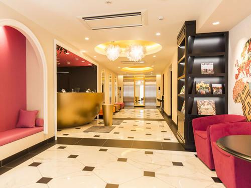 ホテルウィングインターナショナルセレクト博多駅前 / 全室禁煙◆セレクトシングルルーム