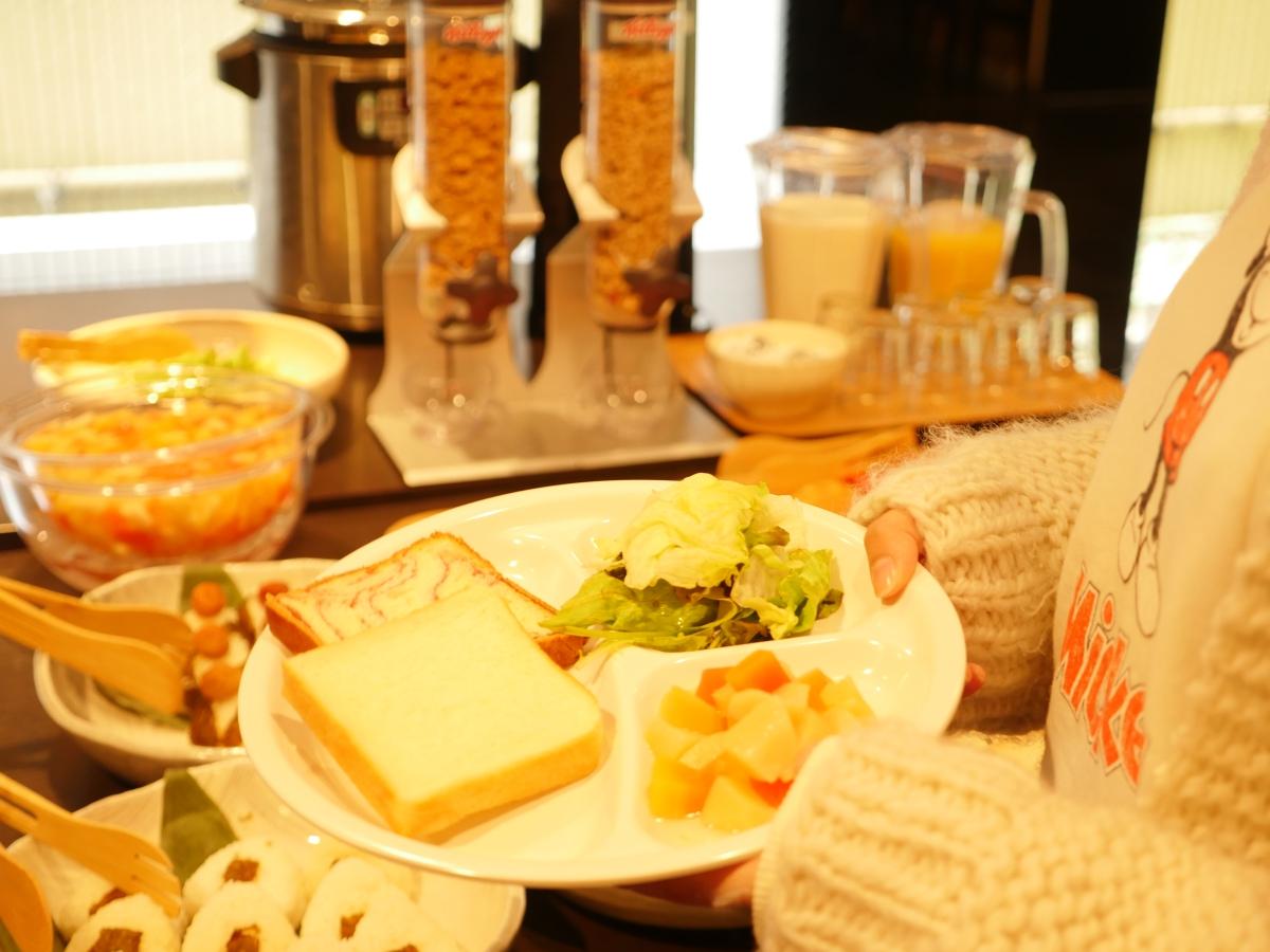 ホテルウィングインターナショナル池袋 / ★朝はしっかり★手作りの美味しい朝食付きプラン
