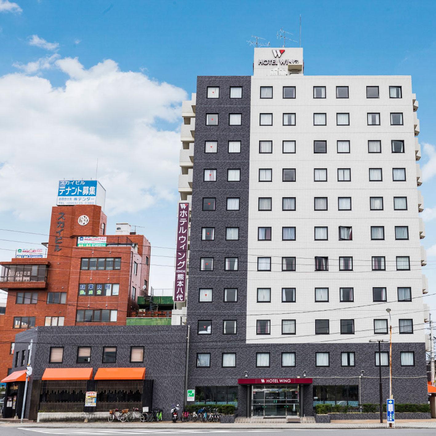 ホテルウィングインターナショナル熊本八代 / 【スタンダード/食事無し】食事なしで時間を気にせず気軽に滞在!スタンダードプラン